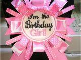 Birthday Girl Pins I 39 M the Birthday Girl Pin Back Badge Long Tail