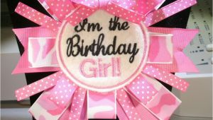 Birthday Girl Pins I 39 M the Birthday Girl Pin Back Badge Long Tail