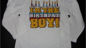 Birthday Girl Shirt 2t Birthday Girl or Boy 2t 3t 4t 4 5 6 7 8 10 12 Long Sleeve