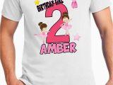 Birthday Girl Shirts for Adults Birthday Girl Adult Ballerina Birthday Shirt Dancer Shirt