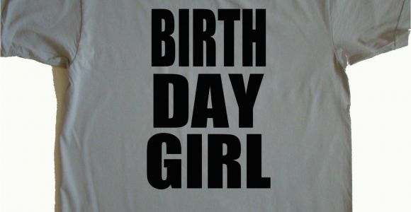 Birthday Girl T Shirt Adults Kitchen Dining