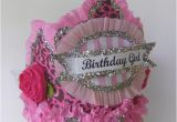 Birthday Girl Tiara Adults Birthday Party Hat Birthday Party Crown Girls Birthday Hat