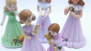 Birthday Girls Figurines Enesco Birthday Girl Growing Up Figurines Choose by