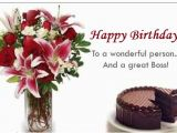 Birthday Greeting Card for Boss 70 Best Boss Birthday Wishes Quotes with Images