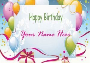 Birthday Greeting Card With Name And Photo 17 Best Images About Cards On Pinterest Share