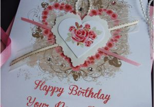 Birthday Greeting Card With Name And Photo Special Wife Writing Lovely Wishes Pix