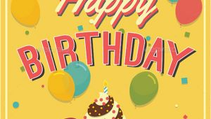 Birthday Greetings Card Free Download 21 Birthday Card Templates Free Sample Example format