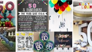 Birthday Ideas for 50 Year Old Man 5 Super Stylish 50th Birthday Decoration Ideas Quotemykaam