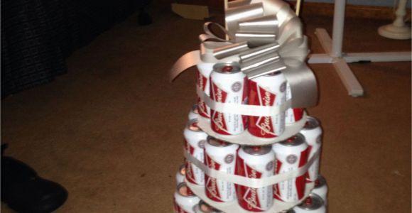 Birthday Ideas for Boyfriend 20th Beer Cake for My Boyfriends Birthday 20 Beers for 20