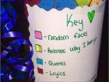 Birthday Ideas for Boyfriend Best Friend Bestfriend Homemade Birthday Jar Present Filled with
