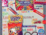 Birthday Ideas for Boyfriend Best Friend Candy Poster for Boyfriend Gift Ideas Birth