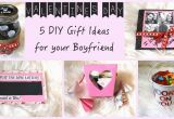 Birthday Ideas for Boyfriend Creative 5 Diy Gift Ideas for Your Boyfriend Youtube