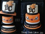 Birthday Ideas for Boyfriend In Vancouver Bc Lions Cake Rah Rah Rah My Sports Heroes Lion Cakes