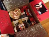 Birthday Ideas for Boyfriend Ldr Military Valentines Day Package Cute Ideas