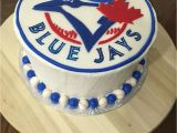 Birthday Ideas for Boyfriend toronto toronto Blue Jays Cake Chocolate Fudge with Chocolate