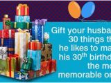 Birthday Ideas for Boyfriend Turning 30 thoughtful and Romantic Birthday Ideas for Your Husband