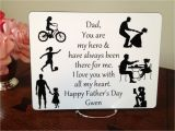 Birthday Ideas for Dad From Daughter Gifts for Dad From Daughter Fathers Day Gift From