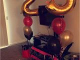 Birthday Ideas for Fiance Male 25th Birthday Surprise for Him Gifts 25th Birthday