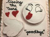 Birthday Ideas for Him 20th Emoji Cake for Girl 39 S 20th Birthday Cakes and Cupcakes