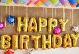 Birthday Ideas for Him Dubai Gold Rainbow Balloons Birthday Decor Dubai Shop now