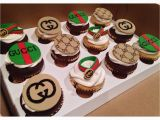 Birthday Ideas for Him Perth Gucci Cupcakes by Barra 39 S Bakes Cakes In 2019 19th