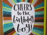 Birthday Ideas for Him Scotland Male Birthday Cards Collection Karenza Paperie