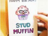 Birthday Ideas for Husband 41 Funny Birthday Card for Boyfriend Cute Birthday Card