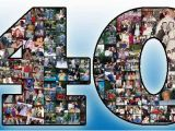Birthday Ideas for Husband 41 Humorous 40 Picture Collage for Husband S 40th Birthday