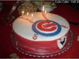 Birthday Ideas for Husband Chicago 34 Best Images About Chicago Cubs Cakes On Pinterest