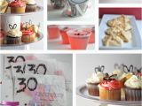 Birthday Ideas for Husband Chicago Real Parties 30th Birthday the Celebration Shoppe