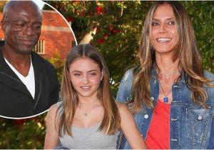 Birthday Ideas for Husband In toronto Heidi Klum and Ex Seal Treat Daughter Leni to A Posh