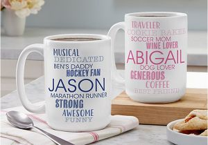 Birthday Ideas for Husband In toronto Personalized Mugs Custom Ceramic Cups