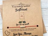 Birthday Ideas for Husband Long Distance Long Distance Boyfriend Gifts Boyfriend Birthday Card