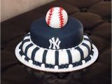 Birthday Ideas for Husband Nyc My Husbands Ny Yankee Cake Cakes In 2019 tortas