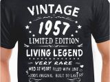 Birthday Ideas for Husband Turning 60 60th Birthday Gift T Shirt Daddy Father Funny 60th Vintage