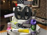 Birthday Ideas for Husband Turning 60 toilet Paper Cake Gag Gift Happy 60th themed Presents