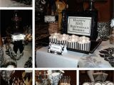 Birthday Ideas for Male 55 A Very Chic Guys 50th Birthday Party Hostest with the