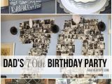 Birthday Ideas for Male 70th Easy 70th Birthday Party Ideas Planning My Dad 39 S
