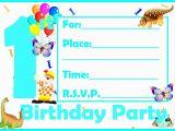 Birthday Invitation Cards Online Free Birthday Invitation Birthday Invitation Card Template