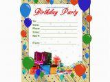 Birthday Invitation Cards Printable 20 Birthday Invitations Cards Sample Wording Printable