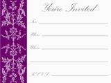 Birthday Invitation Cards Printable Printable Birthday Invitations Luxury Lifestyle Design