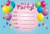 Birthday Invitation Cards Printable Printable Birthday Invitations so Pretty Invitations and