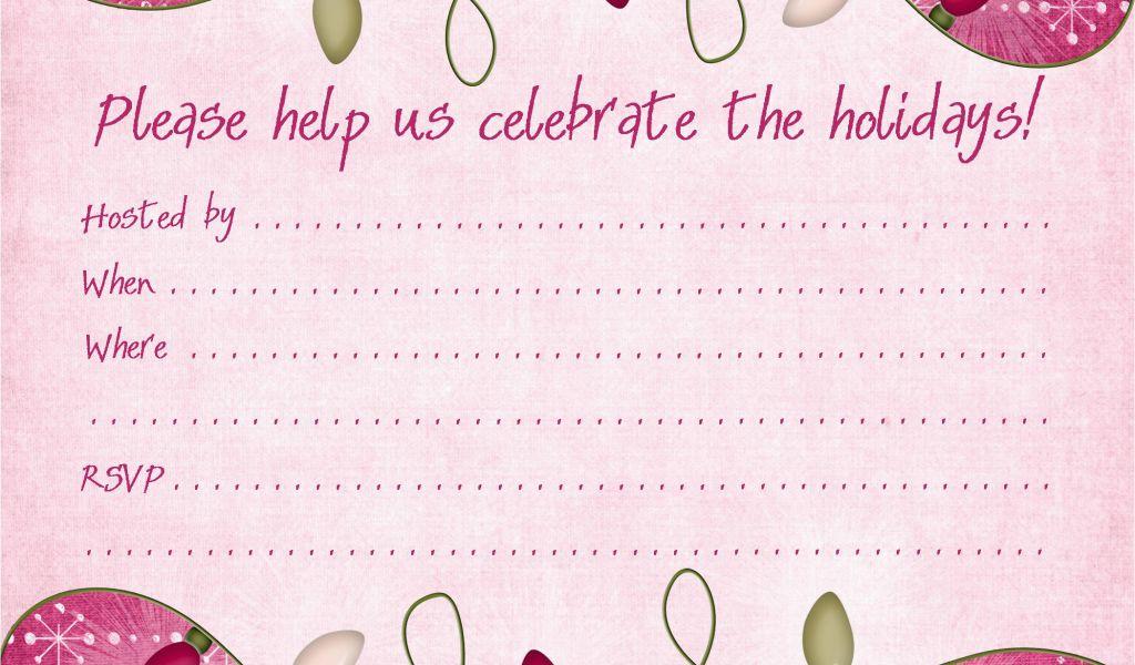 Birthday Invitation Editor Online Party Maker