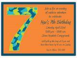 Birthday Invitation Letter for Kids Birthday Invitation Letter for Kids Letters Free