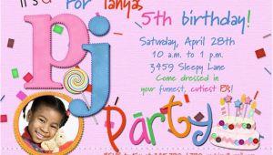 Birthday Invitation Quotes for 5th Birthday 5th Birthday Party Invitation Wording Eysachsephoto Com
