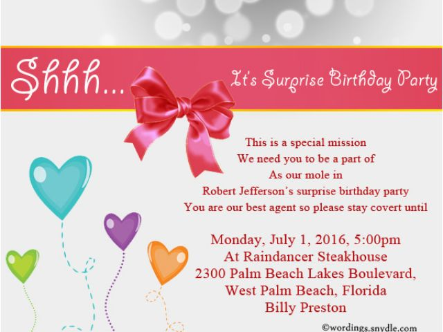 Download By SizeHandphone Tablet Desktop Original Size Back To Birthday Invitation Saying
