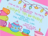 Birthday Invitation with Dress Code Photo Birthday Party Dresses Drop Image