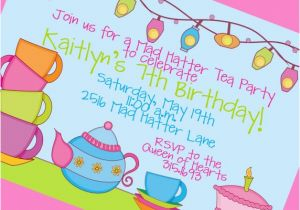 Birthday Invitation With Dress Code Photo Party Dresses Drop Image