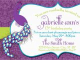 Birthday Invitation with Dress Code Tween Birthday Party Invitations Birthday Party