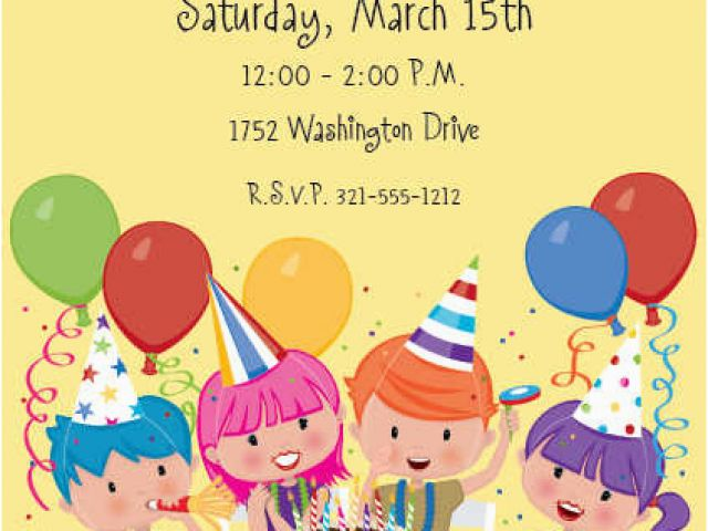 Download By SizeHandphone Tablet Desktop Original Size Back To Birthday Invitation Wording For 5 Year Old Boy
